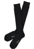 Topeco 3-pack knästrumpa enfärgad, ull, svart
